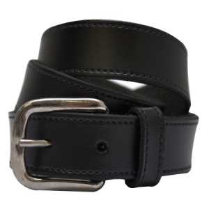 St Patrick's Wellington Belt Black