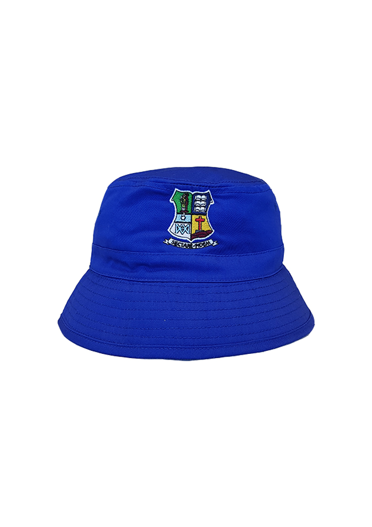 St Patrick's Town Bucket Hat Royal